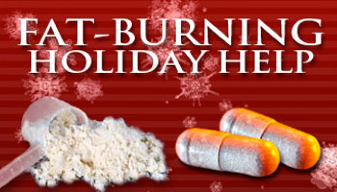 FAT-BURNING HOLIDAY HELP