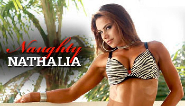 NAUGHTY NATHALIA