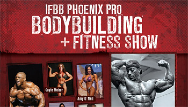 2010 IFBB PHOENIX PRO PREVIEW