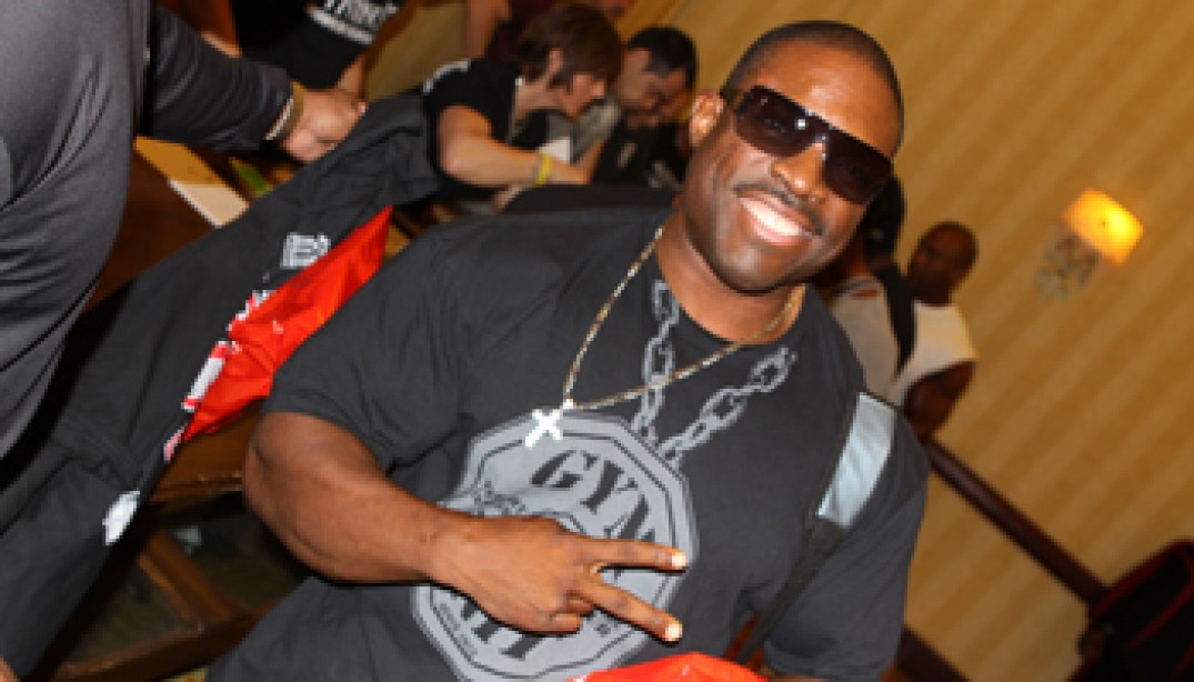 2010 IFBB PHOENIX PRO ATHLETE'S MEETING GALLERY