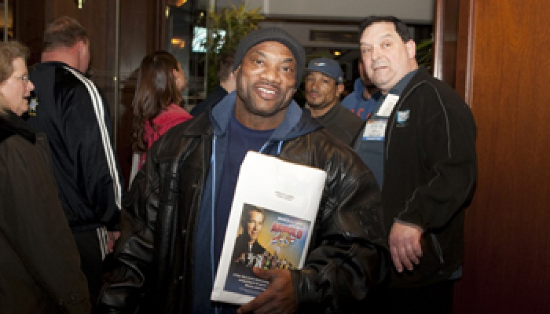 PHOTOS: 2010 ARNOLD CLASSIC ATHLETE'S MEETING