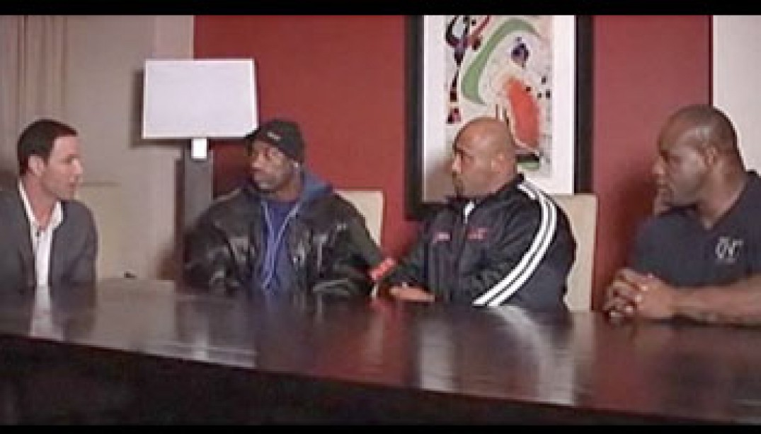 VIDEO: 2010 PRE-ARNOLD CLASSIC ROUNDTABLE INTERVIEWS