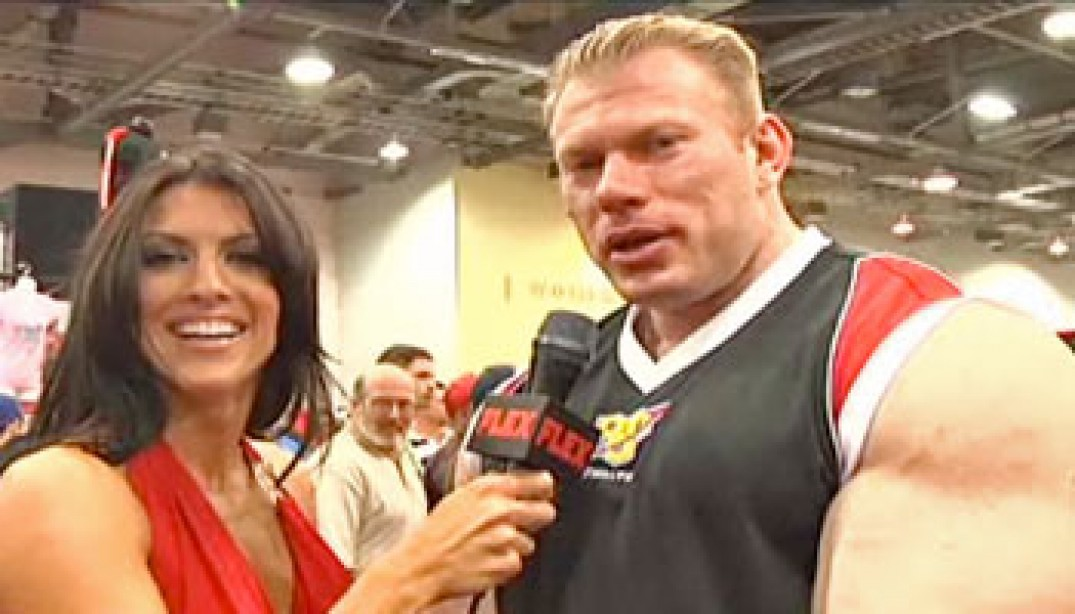 VIDEO: 2010 ARNOLD EXPO MADNESS!