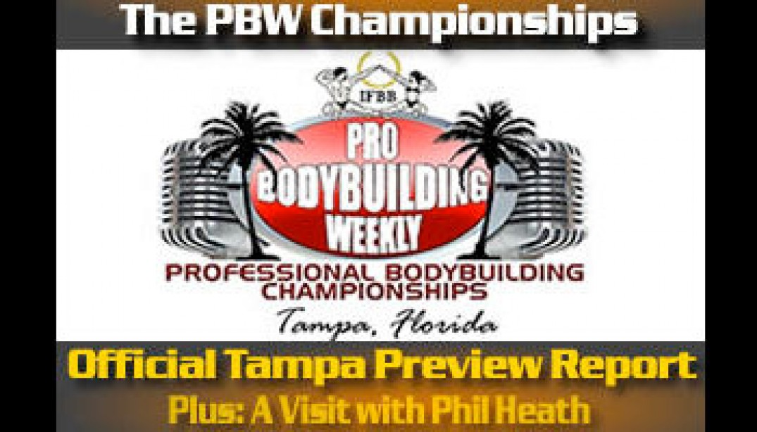PBW CHAMPIONSHIPS PREVIEW!