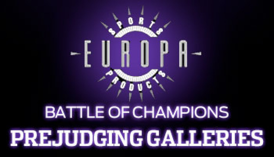 2010 EUROPA BATTLE OF CHAMPIONS PREJUDGING REPORT AND GALLERY