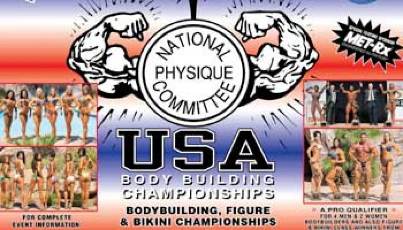 2010 NPC USA COMPETITORS