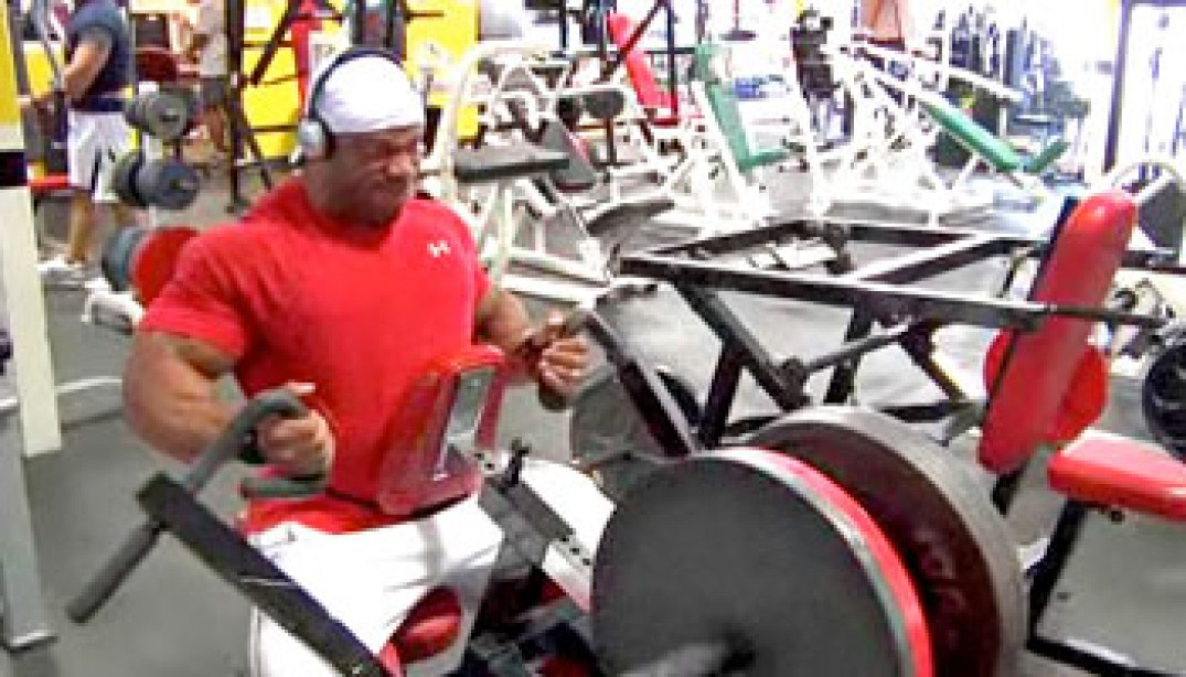 VIDEO: HEATH TRAINS BACK 3 WEEKS OUT FROM THE O!