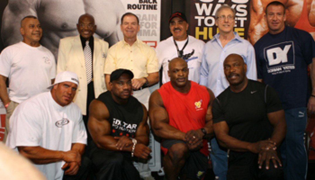 PHOTOS: 2010 OLYMPIA EXPO!