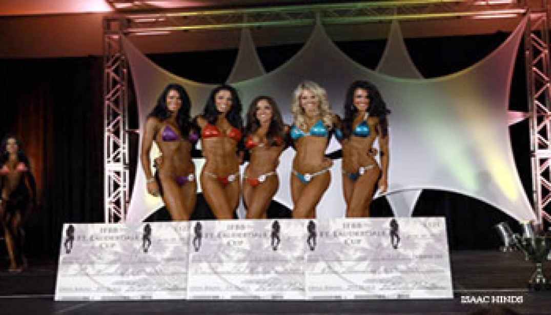 IFBB Ft. Lauderdale Cup Results!