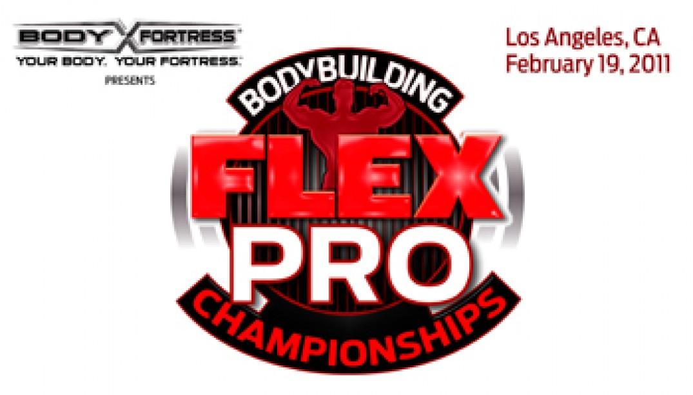 FLEX PRO: 12 WEEKS OUT!