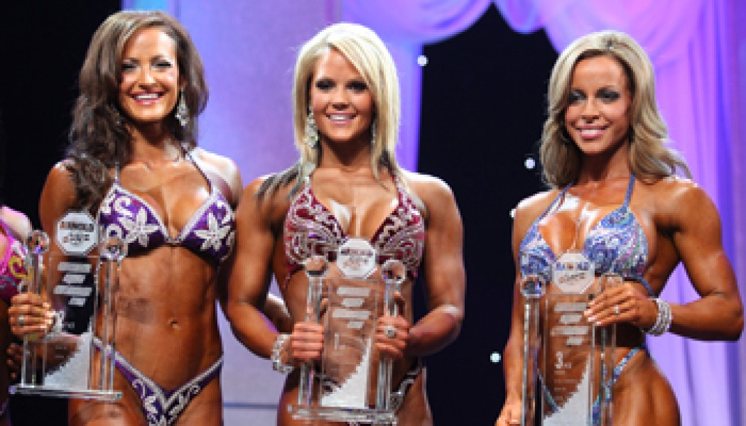 FIGURE, FITNESS AND MS. INTERNATIONAL FINAL REPORT
