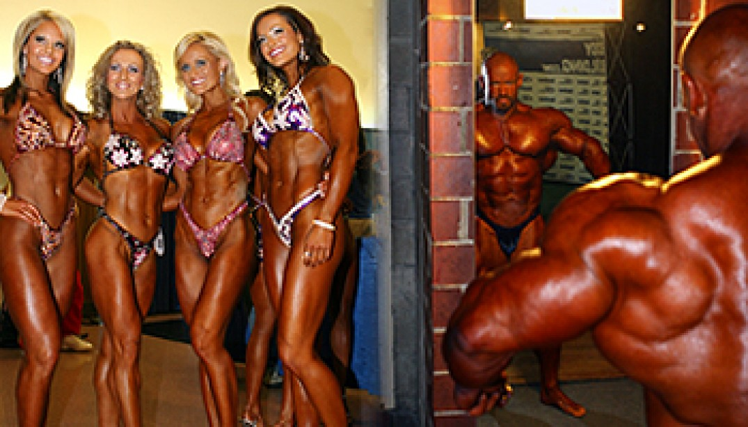 PHOTOS: BACKSTAGE AT THE 2011 ARNOLD CLASSIC
