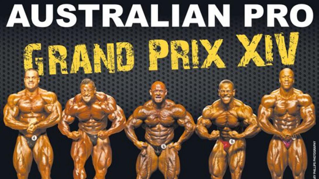 2014 Australian Pro Grand Prix - Finals Report