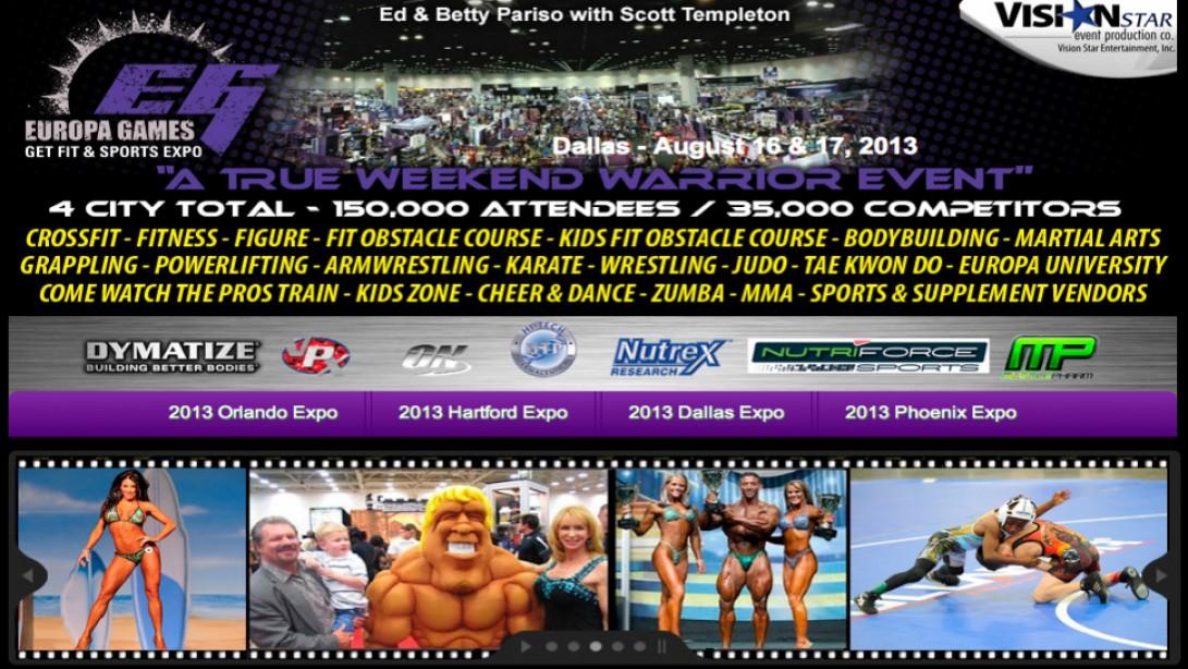 2013 IFBB Dallas Europa Super Show
