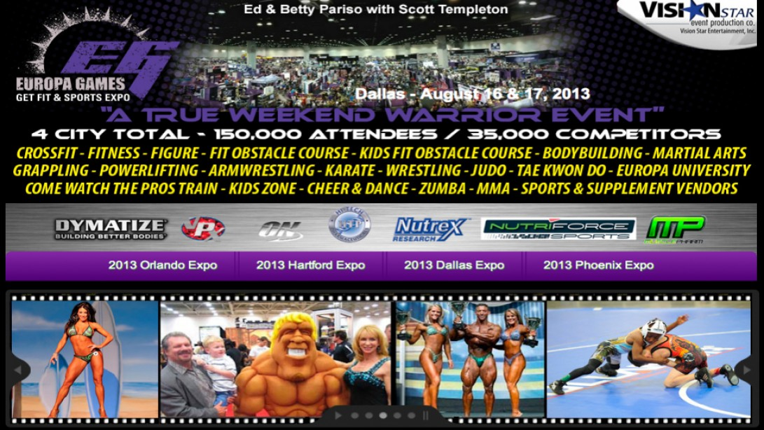2013 IFBB Dallas Europa Super Show