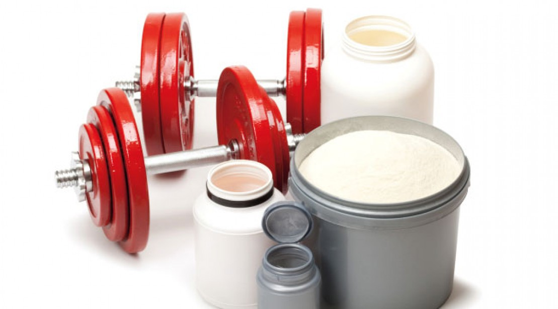 Expert Advice: Muscle-Building Supplements