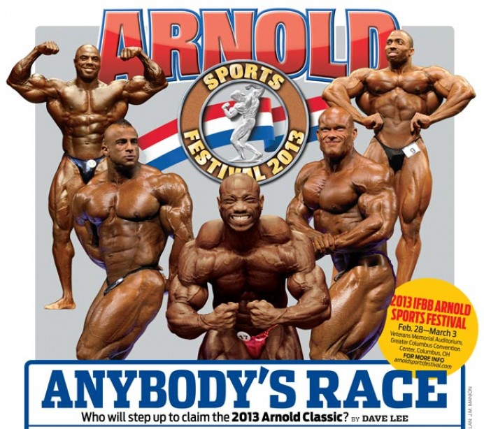 Who Will Claim the 2013 Arnold Classic Title?
