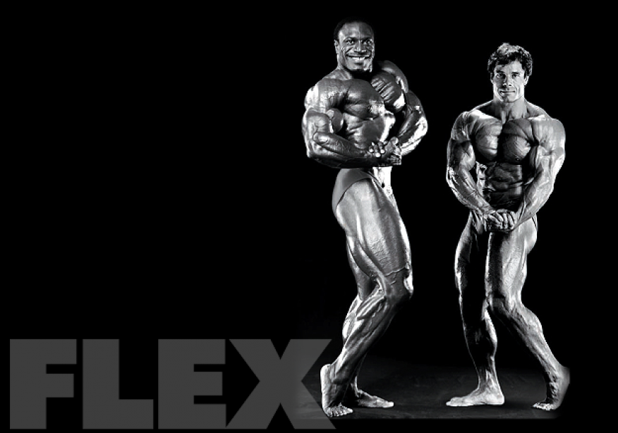 Virtual Posedown: Lee Haney vs. Frank Columbu