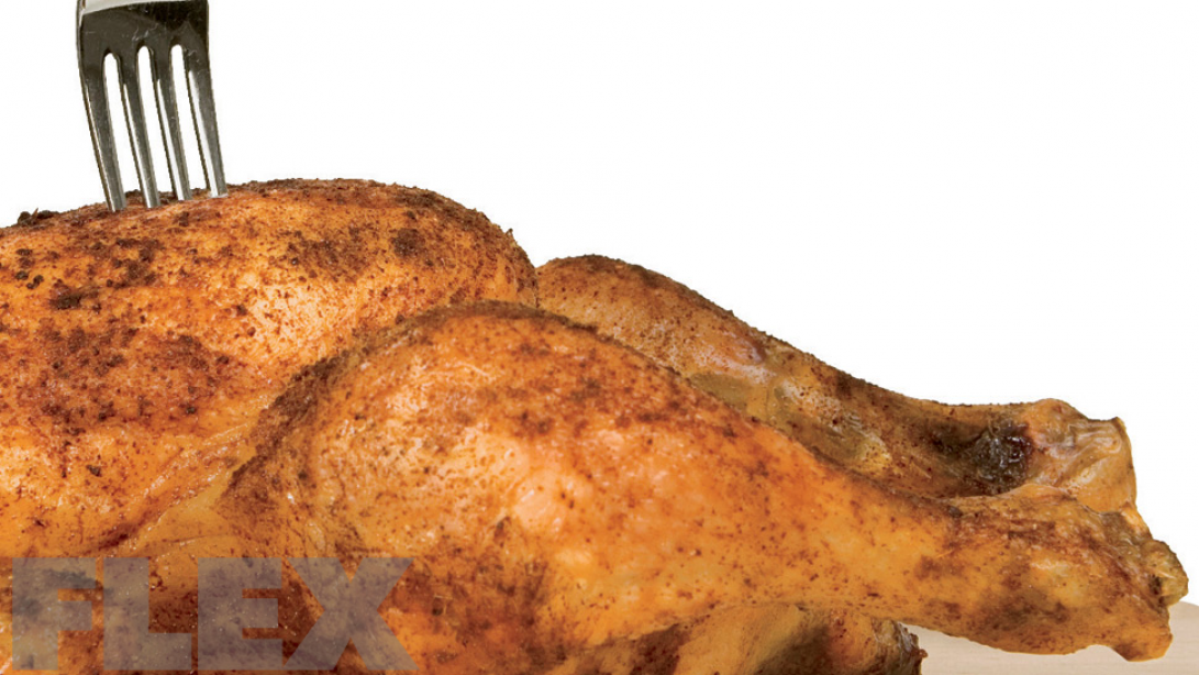 White vs. Dark Meat for Bodybuilders
