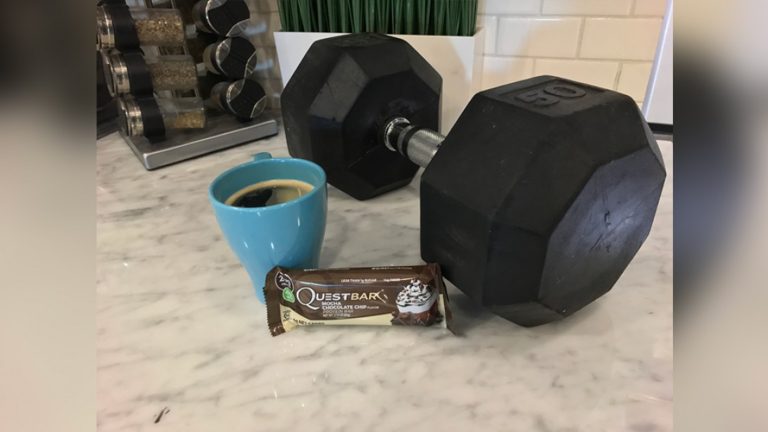 Your New Morning Coffee is a Protein Bar