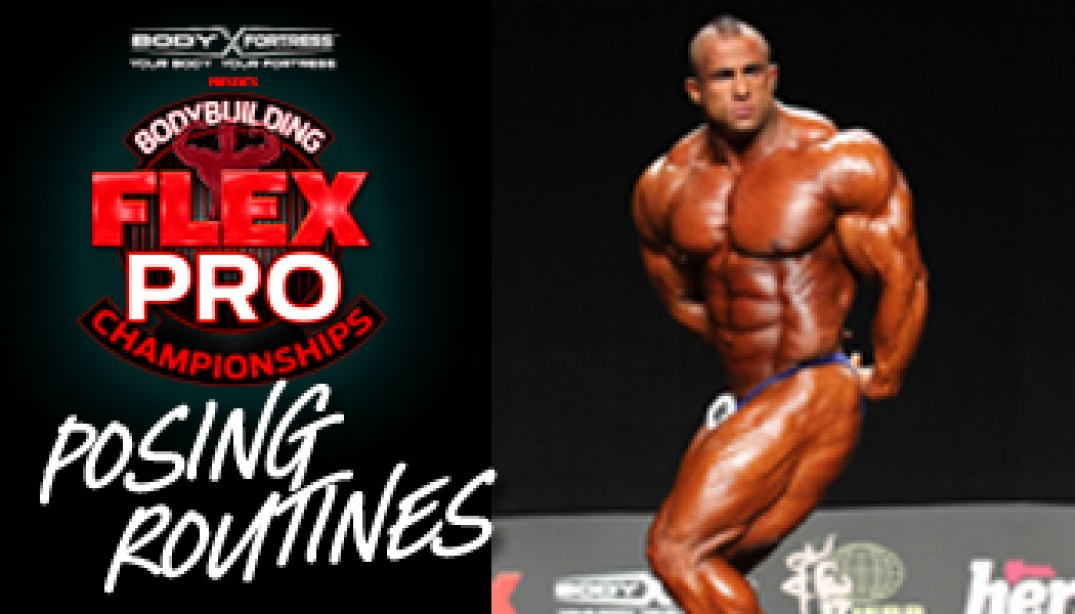 FLEX PRO POSING ROUTINES part II