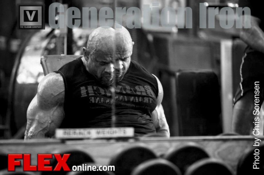 Generation Iron the Movie is Wrapped Up!