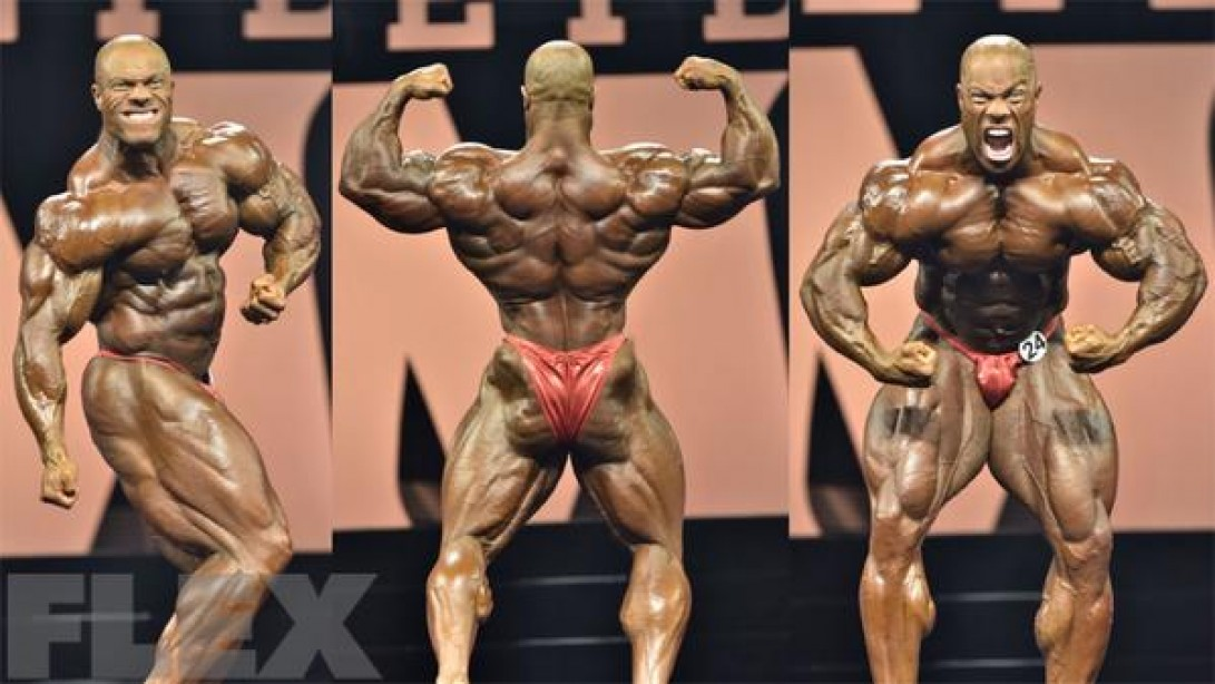 Breaking News! Mr. Olympia Phil 'The Gift' Heath joins Team Ultimate Nutrition