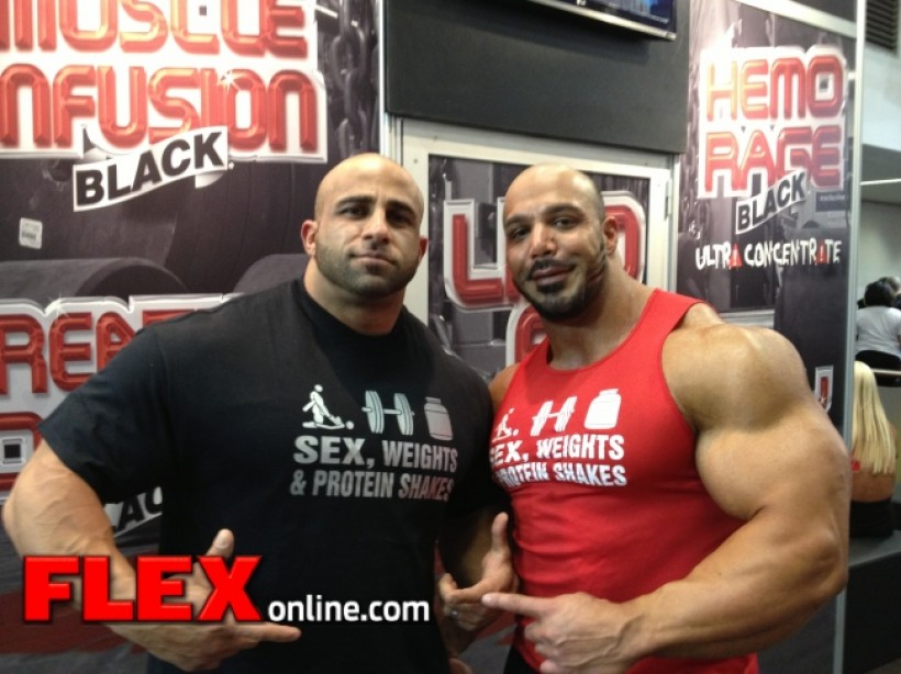 Fouad Reports on His 2013 FIBO Expedition