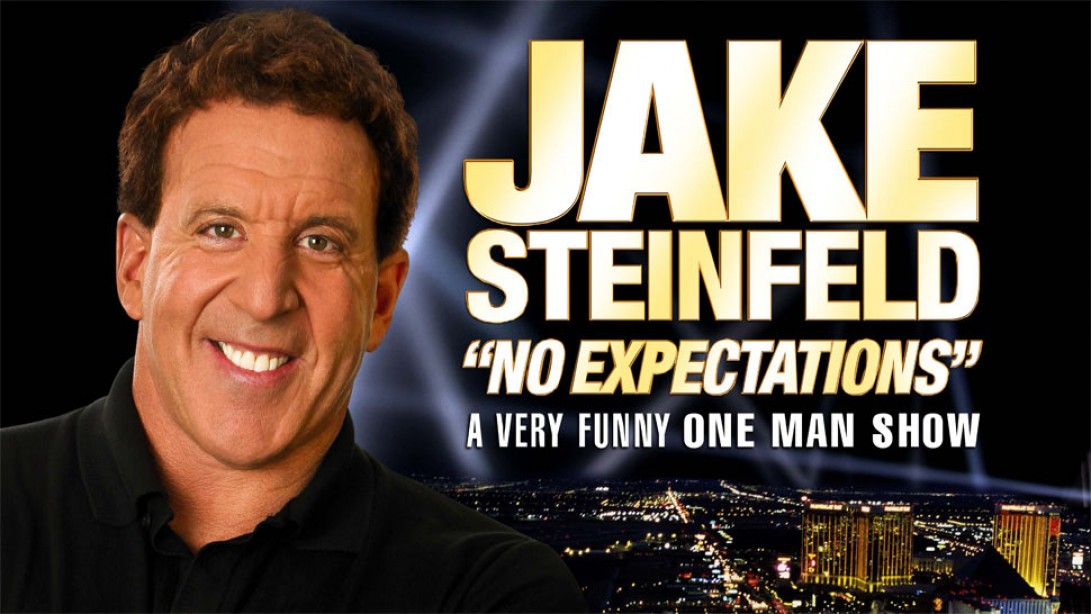 """Jake Steinfeld Talks About """"No Expectations"""""""