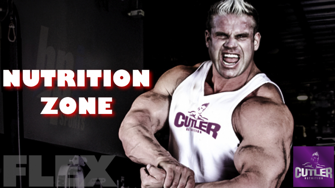 Jay Cutler Nutrition Zone