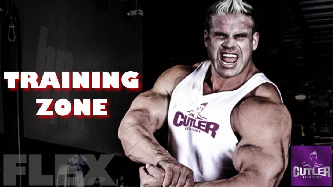Jay Cutler Training Zone
