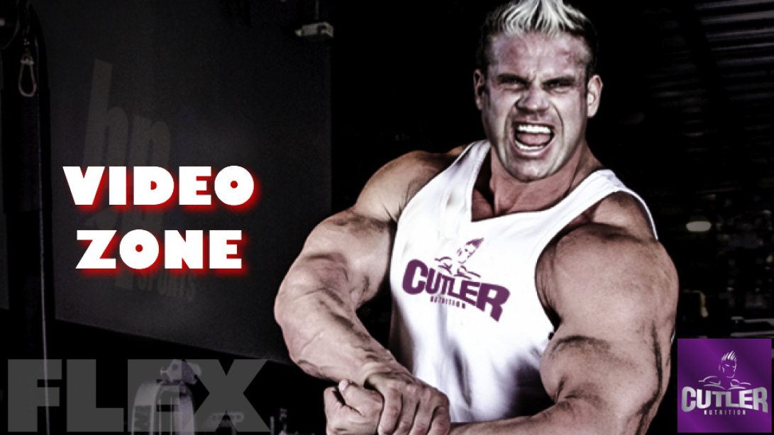 Jay Cutler Video Zone