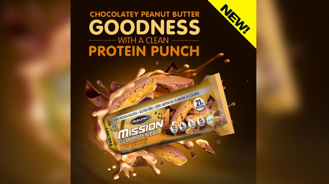 Supplement of the Month: Mission1 Protein Bars