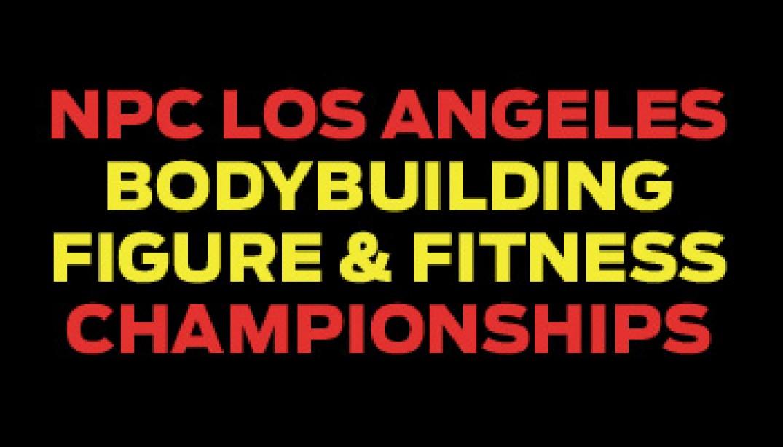 2008 NPC LOS ANGELES