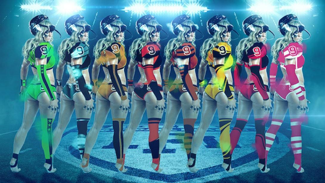 Lingerie Football League Showcases New Uniforms for 2017