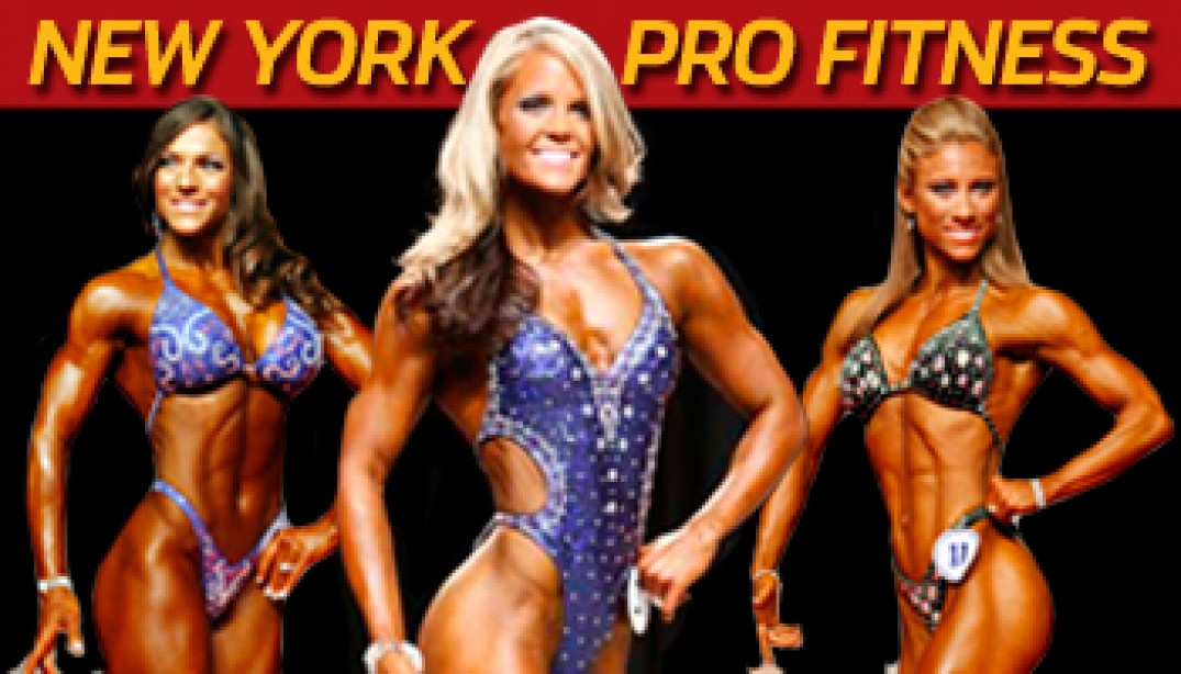 NEW YORK PRO FITNESS PREVIEW