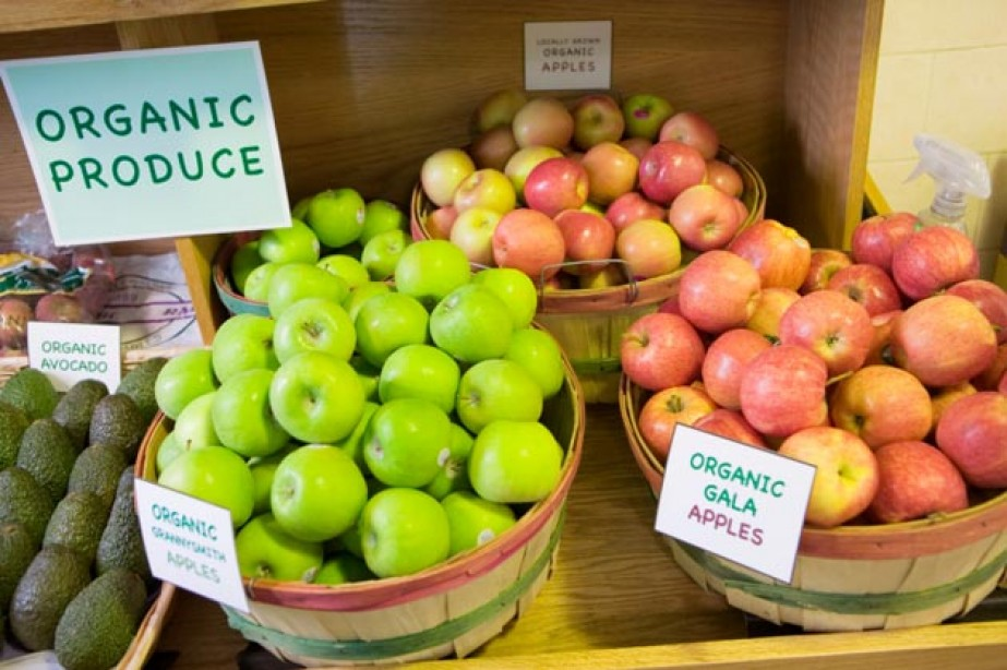 Organic Foods No More Nutritious than Conventional Foods