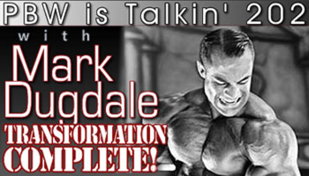 PBW: TALKIN' 202 WITH MARK DUGDALE
