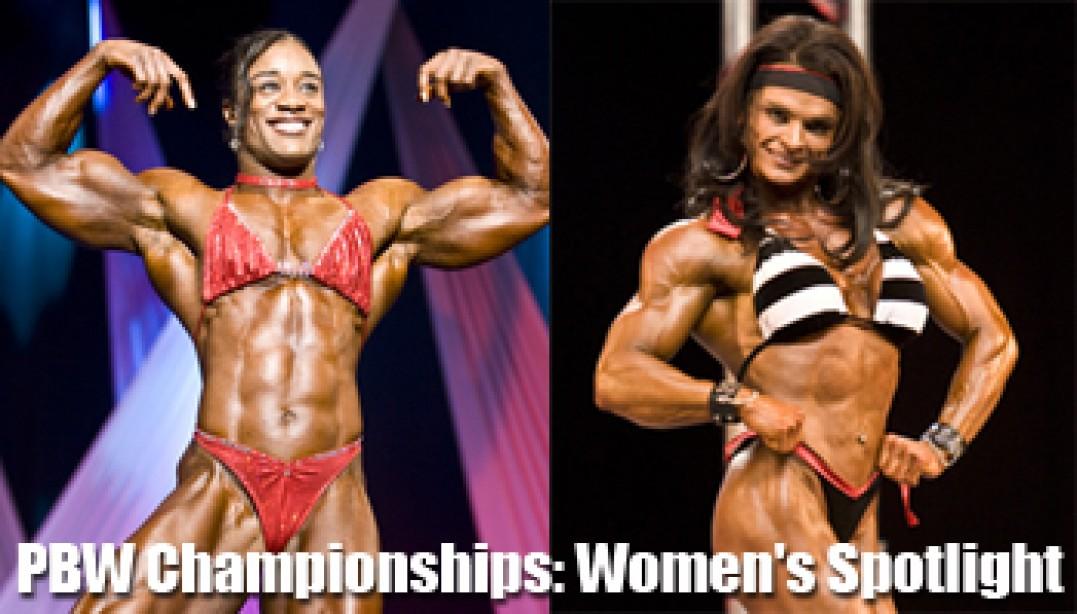 PBW CHAMPIONSHIPS: WOMEN'S SPOTLIGHT