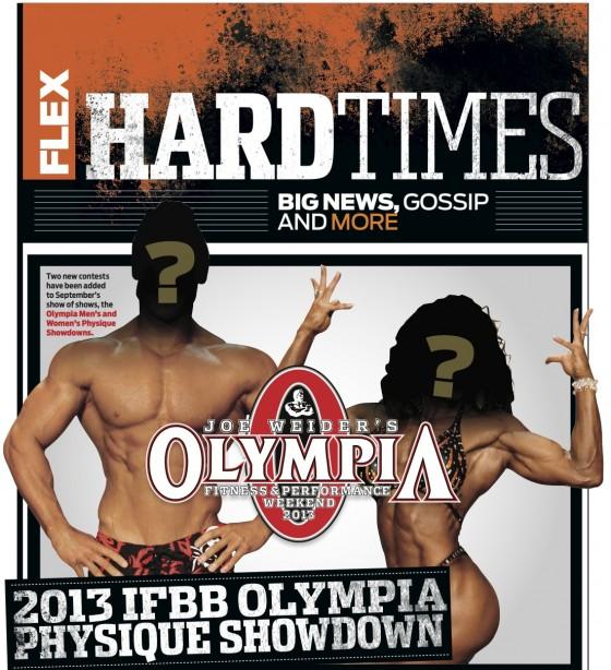 2013 IFBB Physique Olympia Showdown