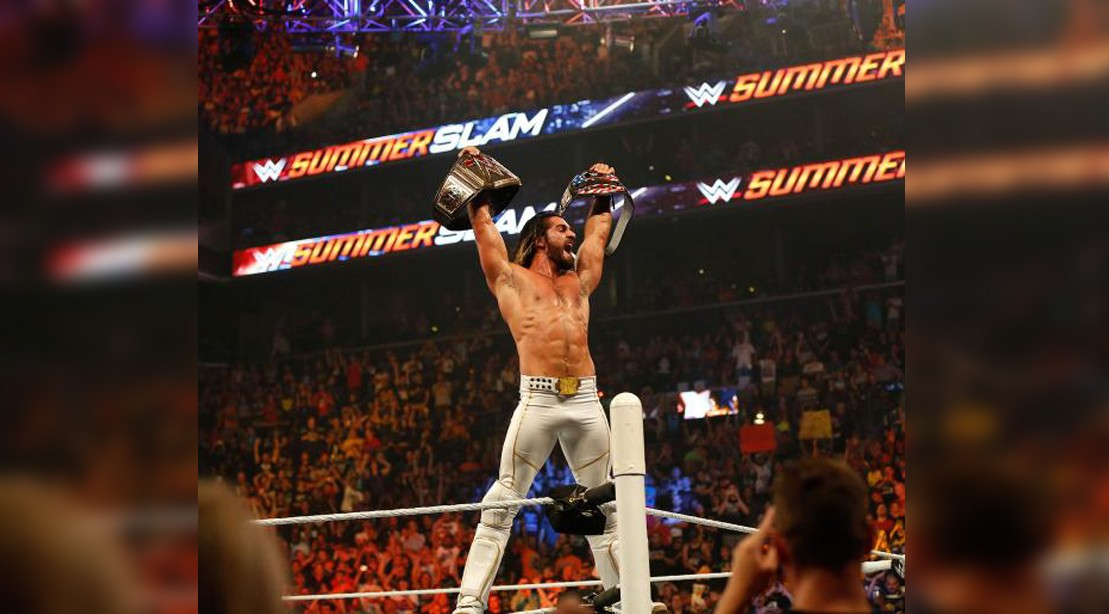 It's Almost time for WWE Summerslam 2016!