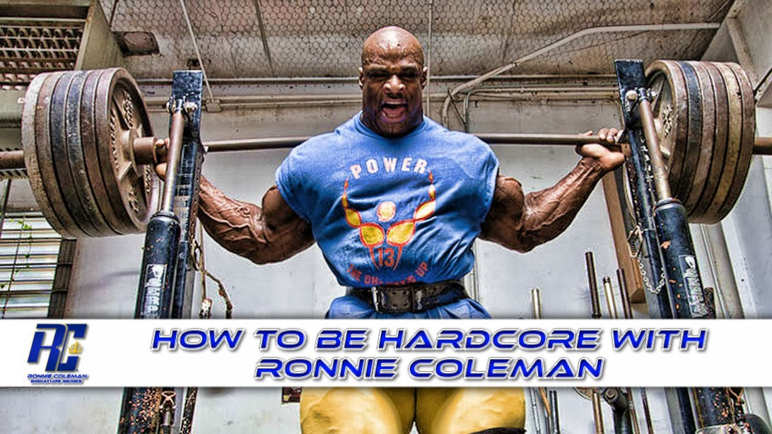 How to Be Hardcore