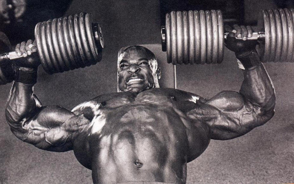 12-Week Plan for a Massive Chest