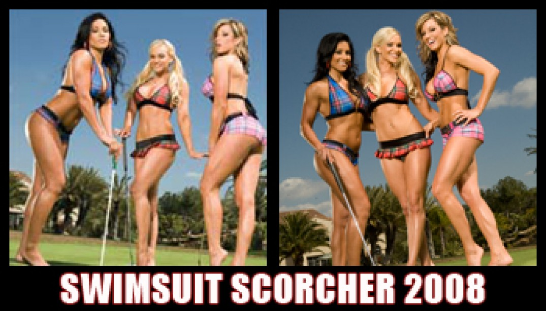 NUTREX RESEARCH PRESENTS: SWIMSUIT SCORCHER PART II