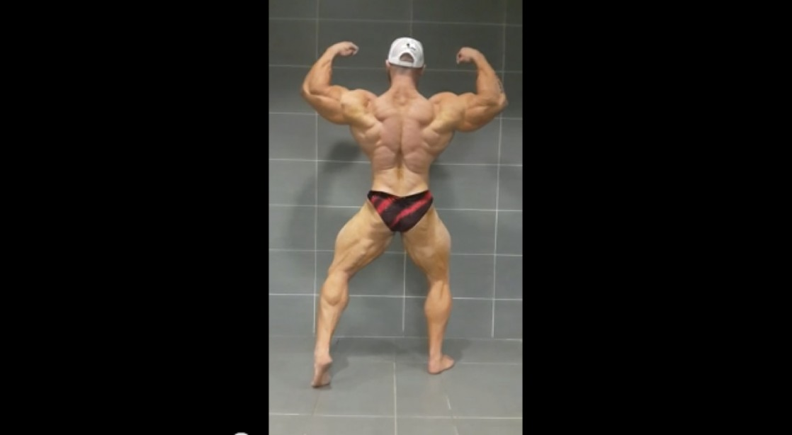 Marius Dohne: Final day of depletion before Arnold Brazil