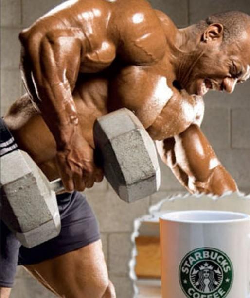 Strong Caffeine