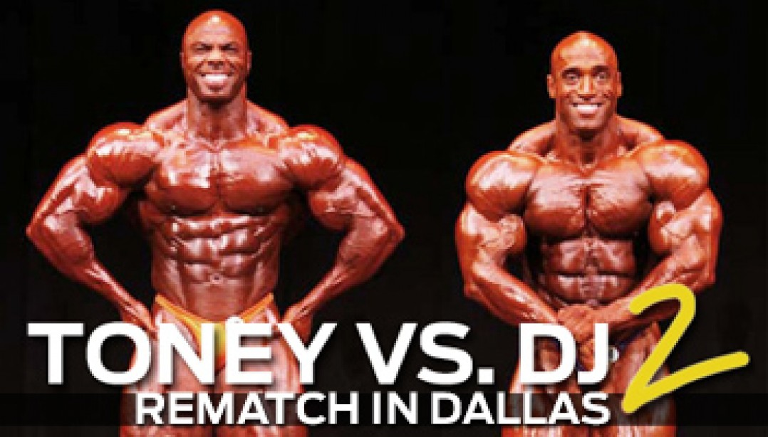 REMATCH AT THE EUROPA SUPER SHOW