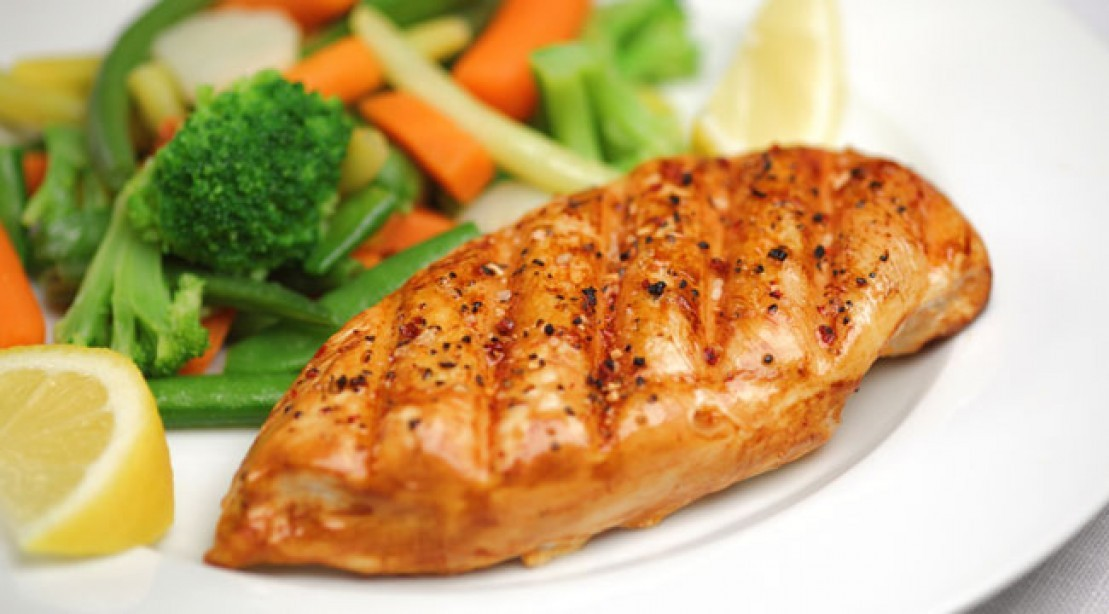 6 Perfect Muscle-Building Meals