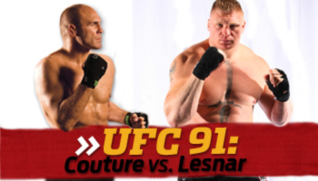COUTURE vs LESNAR: TRAINING CAMP VIDEO