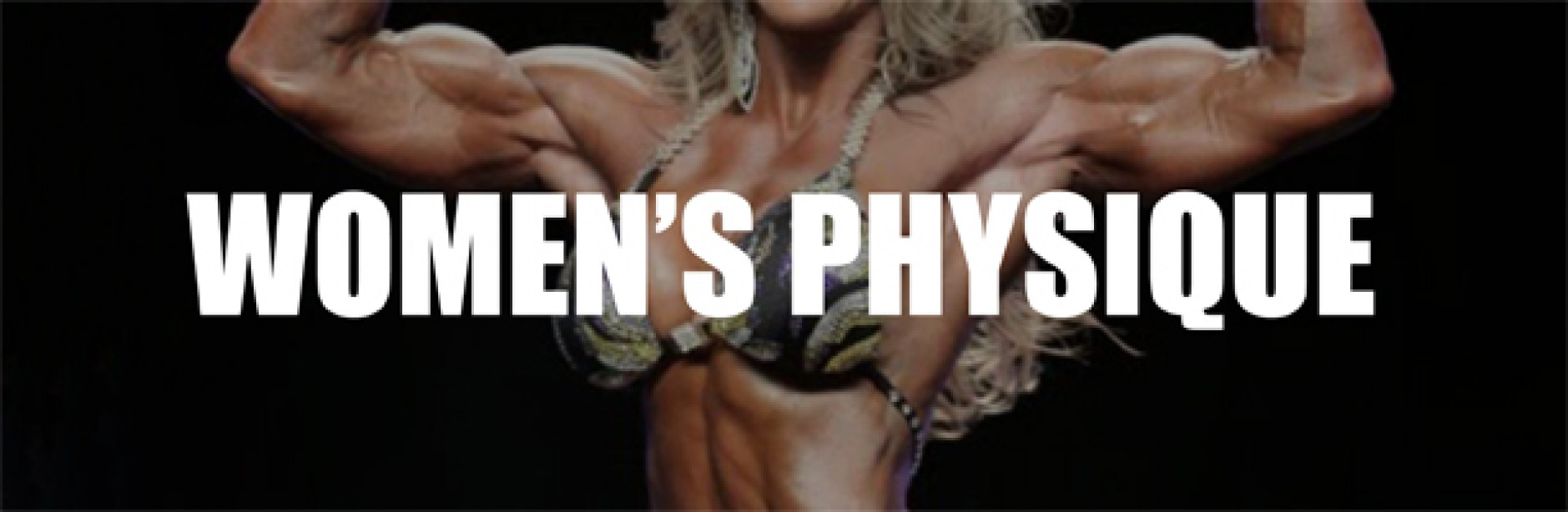 2015 IFBB New York Pro Women's Physique Call Out Report